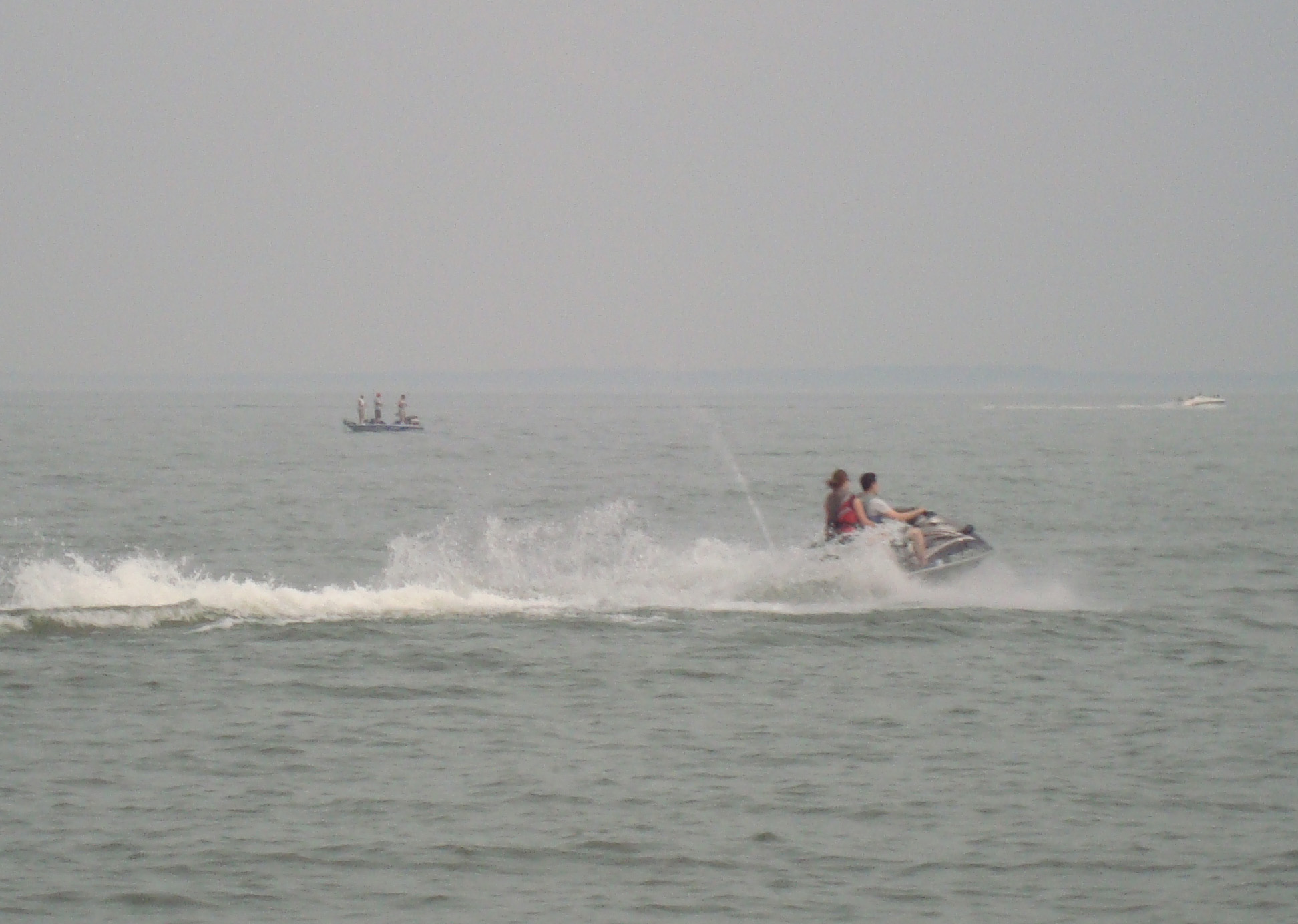 Water recreation the inquirer for Sandusky bay fishing